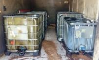 YENIYURT - Dörtyol'da 4 Bin 600 Litre Atık Yağ Ele Geçirildi