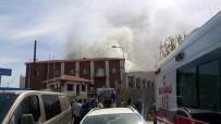 TRAFO MERKEZİ - Dudullu'da Trafo Merkezinde Patlama Açıklaması 1 Ölü