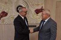 MİMARLAR ODASI - Eski Başkan Zafer Ünal'dan Başkan Ergün'e Övgü