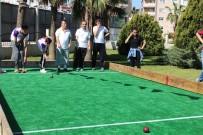 BEDENSEL ENGELLILER - Farkındalık Bocce Turnuvası Başladı