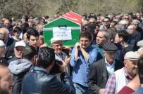 KıRKA - Fatih Özmutlu'yu Kırka'da Binlerce Kişi Uğurladı