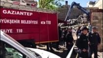 CAFER YıLMAZ - Gaziantep'te Hurdacıda Tüp Patladı Açıklaması 1 Ölü