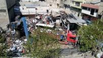 TÜP PATLADI - Gaziantep'te Tüp Patlaması Açıklaması 1 Ölü