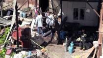 CAFER YıLMAZ - GÜNCELLEME - Gaziantep'te Hurdacıda Tüp Patladı Açıklaması 1 Ölü