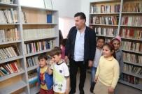 EMEKLİ ÖĞRETMEN - Gündoğan Halk Kütüphanesi Yenilendi