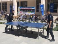 Hakkari'de Dünya Masa Tenisi Etkinliği