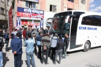 MUSTAFA KAHRAMAN - Hakkari'ye İki Yeni Otobüs Getirildi