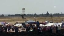 BARIŞ SÜRECİ - İsrail'in Katliamına Rağmen Gazzeliler Sınıra Akın Ediyor