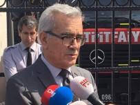 26 EYLÜL - İZODER Başkan Yardımcısı Ertuğrul Şen Açıklaması 'Tepeden Aşağı Yanlışlarla Dolu Bir Yer İzliyoruz'