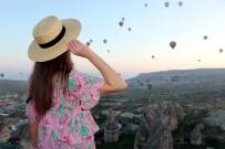 Kapadokya'yı Mart Ayında 172 Bin 33 Turist Ziyaret Etti