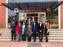 SERBEST MUHASEBECİ MALİ MÜŞAVİRLER ODASI - KSMMMO Başkanı Özdemir, Öğrencilere Muhasebe Mesleği Hakkında Bilgiler Verdi