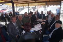 Lapseki'de Alparslan Türkeş Hayrına Lokma Dağıtıldı