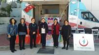 Lapseki'de 'Sağlıklı Yaşam Aracı' Stant Açtı