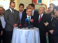 NACİ AĞBAL - Maliye Bakanı Ağbal Açıklaması 'İlk Çeyreğe İlişkin Gelen Öncü Göstergeler İşlerin Yolunda Gittiğini Gösteriyor'