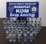 ŞELALE - Manavgat'ta Sahte İçki Operasyonu