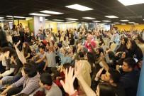 Mardin'de 'Başarmak Ve Geleceği Yönetmek' Semineri