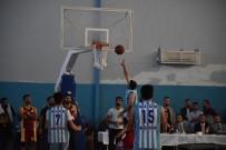 Mardin'de Basketbol Turnuvası Şampiyonası Sona Erdi