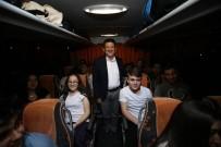 BOĞAZ TURU - Merkezefendi'de 'Haydi Gençler İstanbul'a' Projesi Devam Ediyor
