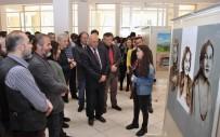 AHMET KELEŞOĞLU EĞITIM FAKÜLTESI - NEÜ'de 'Bahar Karma Resim Sergisi'