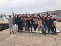 CUNDA ADASı - Öğrencilere Motivasyon Gezisi Düzenlendi