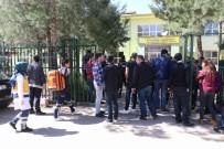 GAZİ YAŞARGİL - Okulda Dehşet Saçan Kız Öğrenci Taburcu Edildi