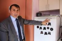 BUZDOLABı - Oltu'nun İlk Magnetleri Buzdolaplarını Süslemeye Başladı