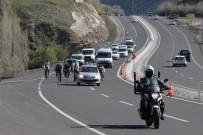 Polis Haftası Dolayısıyla Bisiklet Yarışması Yapıldı