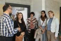 ÖZEL HASTANELER - Rus Heyet Samsun'da Sağlık Sektörünü İnceledi