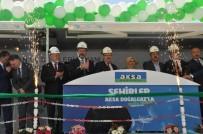 MUSTAFA TUTULMAZ - Sandıklı'da Bir Dizi Temel Atma Ve Açılış Töreni
