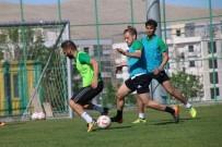 AHMET BULUT - Şanlıurfaspor Hacettepe Maçı Hazırlıklarını Sürdürüyor