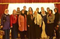 ÇALIŞAN KADIN - Sendikacılıkta 'Kadının Yeri Ve Önemi' Konulu Toplantı Yapıldı