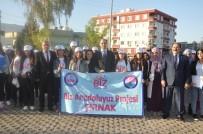 Silopili Öğrenciler İstanbul'a Uğurlandı