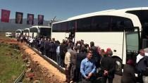 ABDURRAHMAN DEMIREL - Suriye Sınırına 'Süleyman Şah Namazgahı'