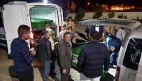 HÜSEYIN GÜLER - Traktör Şarampole Yuvarlandı Açıklaması 1 Ölü