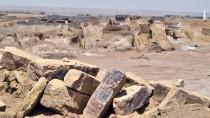 JEOLOJI - Tunus'ta Ziyaretçilerine Ay'da Yürüyormuş Hissi Veren Bölge Açıklaması Ayn Şerşare