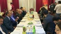 YABANCI YATIRIMCI - Türk Ve Azerbaycanlı Turizmciler Bakü'de Buluştu