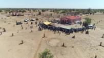 SADAKATAŞI - Türkiye'den Burkina Faso'ya Sağlık Merkezi