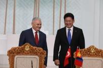 MOĞOLISTAN - Türkiye Ve Moğolistan Arasında 7 Anlaşma İmzalandı