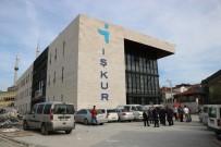 İŞ VE MESLEK DANIŞMANLARI - Vali Balkanlıoğlu'dan İş-Kur Binasına İnceleme