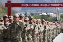 Yemin Törenine 'Şehitler Ölmez, Vatan Bölünmez' Sloganıyla Geldiler