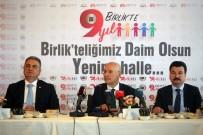 KADIN SIĞINMA - Yenimahalle Belediye Başkanı Yaşar Açıklaması 'Büyükşehir Konusunda Da Partimiz Karar Verecektir''