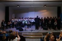 Yenipazar'da Türk Sanat Müziği Gecesi