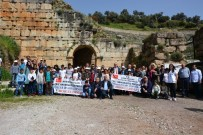 MAHMUT ESAT BOZKURT - 4. Muş Kafilesi Öğrencileri Aydın'a Misafir Oldu