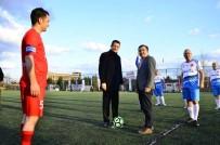 VERGİ DAİRESİ - 5. Altın Safran Kurumlar Arası Futbol Turnuvası Başladı