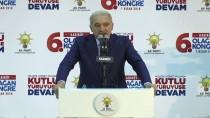 ÜÇÜNCÜ HAVALİMANI - AK Parti Kadıköy 6. Olağan Kongresi