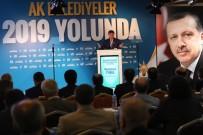 BÖLGE TOPLANTISI - AK Parti Yerel Yönetimler Akdeniz Bölge Toplantısı