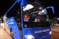 YAHYA ÇAVUŞ - Aliağa'dan Çanakkale'ye Üçüncü Kafile