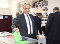 Amasya TSO'da Murat Kırlangıç Güven Tazeledi