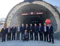 Aydemir Açıklaması 'Ovit Tüneli Ulaşımda Milattır'