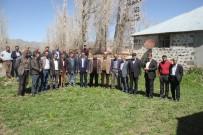 Başkan Kılıç'ın Köy Ziyaretleri Devam Ediyor